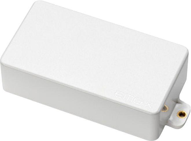 【レビューを書いて次回送料無料クーポンGET】EMG 81X White [並行輸入品][直輸入品]【新品】 【ギター用ピックアップ】