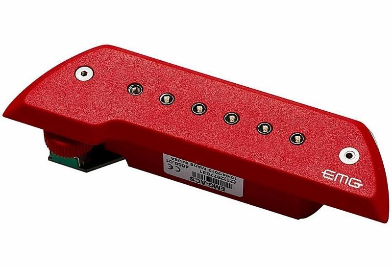 【レビューを書いて次回送料無料クーポンGET】EMG ACS Red [並行輸入品][直輸入品]【新品】 【ギター用ピックアップ】
