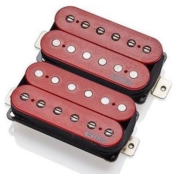 【レビューを書いて次回送料無料クーポンGET】EMG Fat 55 Humbucker Set - RED [並行輸入品][直輸入品]【新品】 【ギター用ピックアップ】