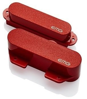 【レビューを書いて次回送料無料クーポンGET】EMG TC SET Red [並行輸入品][直輸入品]【新品】【ギター用ピックアップ】