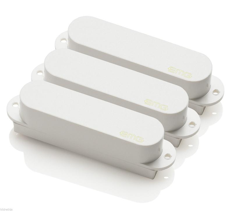【レビューを書いて次回送料無料クーポンGET】EMG SA SET White [並行輸入品][直輸入品]【新品】 【ギター用ピックアップ】