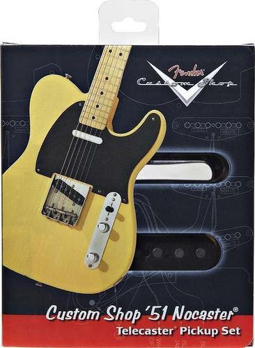 【レビューを書いて次回送料無料クーポンGET】Fender Custom Shop '51 Nocaster Telecaster Set【フェンダー】【テレキャスター用】【新品】【ギター用ピックアップ】