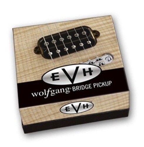 【レビューを書いて次回送料無料クーポンGET】EVH Wolfgang Black Bridge Pickup【Fender】【フェンダー】【Van Halen】【新品】【ギター用ピックアップ】