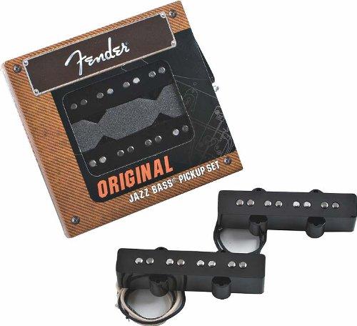 【レビューを書いて次回送料無料クーポンGET】Fender Original Jazz Bass Pickup set【フェンダー】【ジャズベース】【ベース用】【新品】【ギター用ピックアップ】
