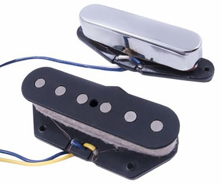 【レビューを書いて次回送料無料クーポンGET】Fender Deluxe Drive Telecaster Set of 2【フェンダー】【新品】【ギター用ピックアップ】