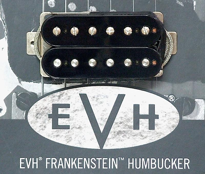 【レビューを書いて次回送料無料クーポンGET】EVH Frankenstein Humbucker Pickup【Fender】【フェンダー】【Van Halen】【新品】【ギター用ピックアップ】