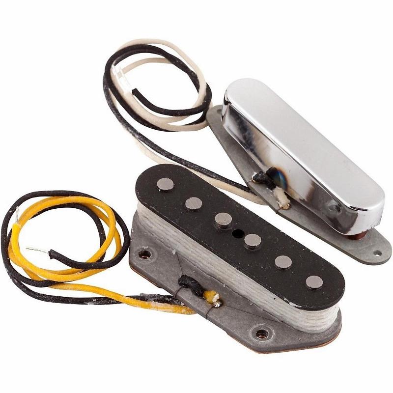 【レビューを書いて次回送料無料クーポンGET】Fender Pure Vintage '64 Telecaster Set【フェンダー】【新品】【ギター用ピックアップ】