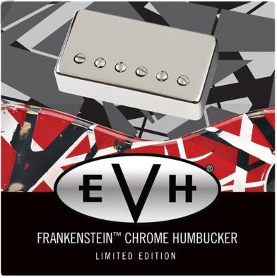 【レビューを書いて次回送料無料クーポンGET】EVH Frankenstein Humbucker Chrome LTD【Fender】【フェンダー】【Van Halen】【新品】【ギター用ピックアップ】