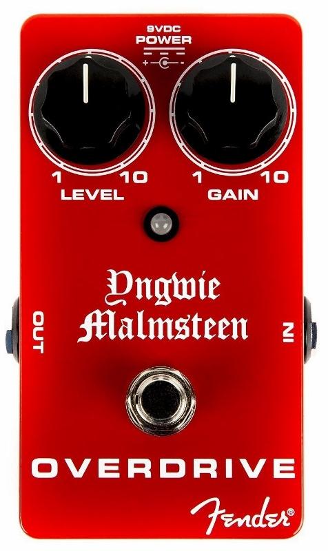 【レビューを書いて次回送料無料クーポンGET】Fender Malmsteen Overdrive【フェンダー】【新品】【ギター用ピックアップ】