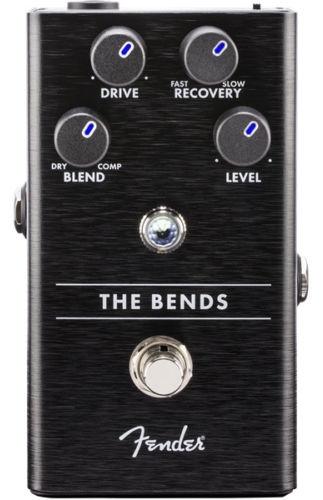【レビューを書いて次回送料無料クーポンGET】Fender The Bends Compressor Pedal【フェンダー】【新品】