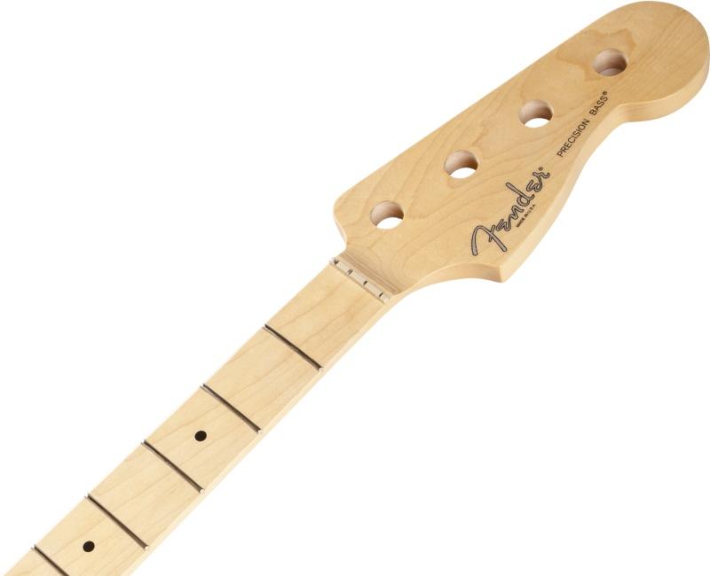 【レビューを書いて次回送料無料クーポンGET】Fender American Standard Precision Bass Neck - Maple Fingerboard 【フェンダー純正パーツ】【新品】