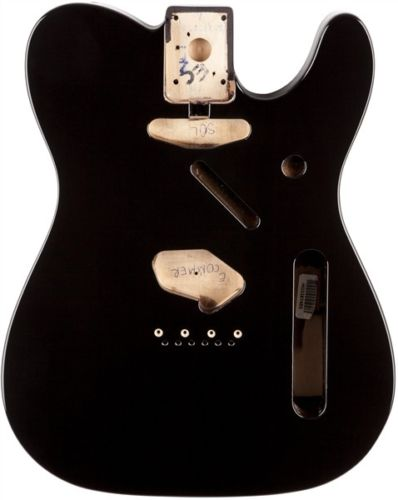 【レビューを書いて次回送料無料クーポンGET】Fender Tele SS Alder, Vint. Bridge Mount, Black【フェンダー純正パーツ】【新品】