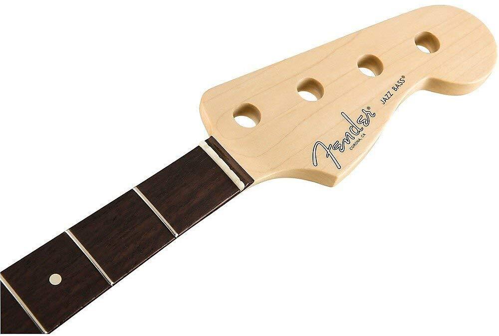 【レビューを書いて次回送料無料クーポンGET】Fender American Professional Jazz Bass Neck, 20 Narrow Tall Frets, 9.5