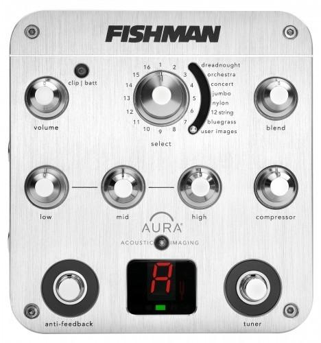 【レビューを書いて次回送料無料クーポンGET】FISHMAN Aura Spectrum DI [並行輸入品][直輸入品]【フィッシュマン】【PRO-AUR-SPC】【プリアンプ】【新品】