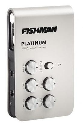 【レビューを書いて次回送料無料クーポンGET】FISHMAN PLATINUM STAGE [並行輸入品][直輸入品]【フィッシュマン】【PRO-PLT-301】【PRO-EQ】【プリアンプ】【新品】