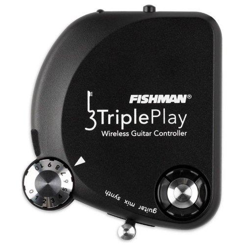 【レビューを書いて次回送料無料クーポンGET】Fishman TriplePlay Wireless Guitar Controller [並行輸入品][直輸入品]【MIDI Recording】【フィッシュマン】【Triple Play】【PRO-TRP-301】【新品】