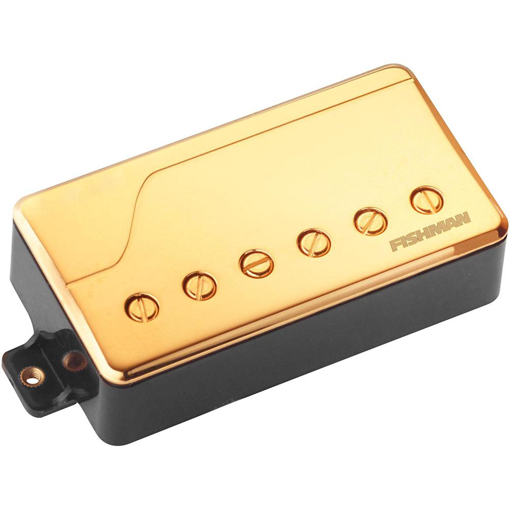 【レビューを書いて次回送料無料クーポンGET】Fishman Fluence Classic Humbucker Bridge Gold [並行輸入品][直輸入品]【フィッシュマン】【PRF-CHB-BG1】【新品】