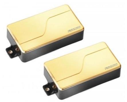 【レビューを書いて次回送料無料クーポンGET】Fishman Fluence Modern Humbucker Set Gold [並行輸入品][直輸入品]【フィッシュマン】【PRF-MHB-SG2】【新品】