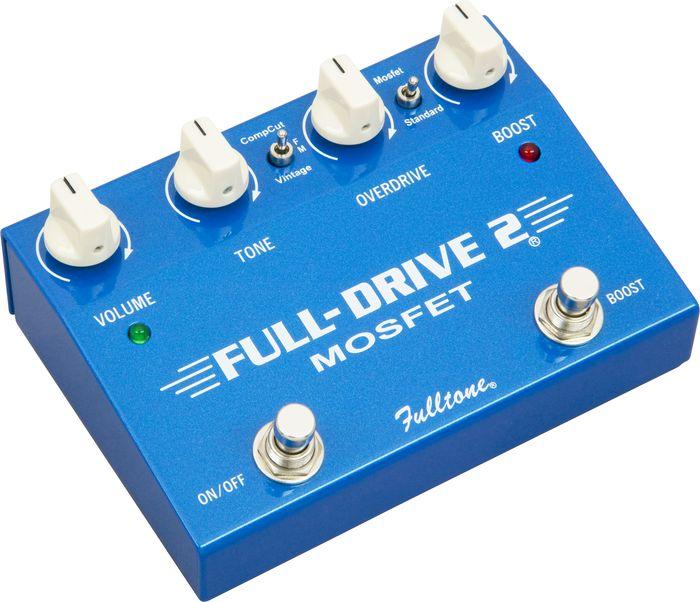 【レビューを書いて次回送料無料クーポンGET】Fulltone FULL-DRIVE 2 MOSFET エフェクター [並行輸入品][直輸入品]【Full-drive】【フルトーン】【フルドライブ】【オーバードライブ】【新品】