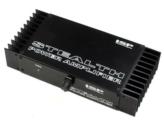 【レビューを書いて次回送料無料クーポンGET】ISP Technologies STEALTH PRO Power Amplifier エフェクター [直輸入品][並行輸入品]【新品】