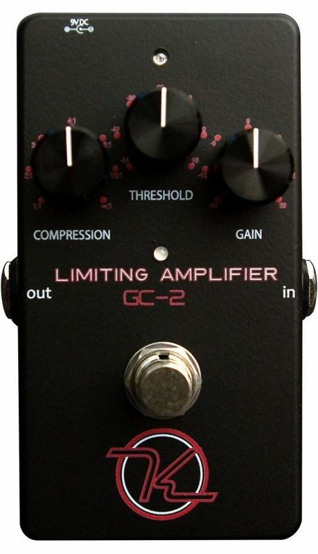 【レビューを書いて次回送料無料クーポンGET】Keeley GC-2 Limiting Amplifier エフェクター [並行輸入品][直輸入品]【キーリー】【コンプレッサー】【新品】