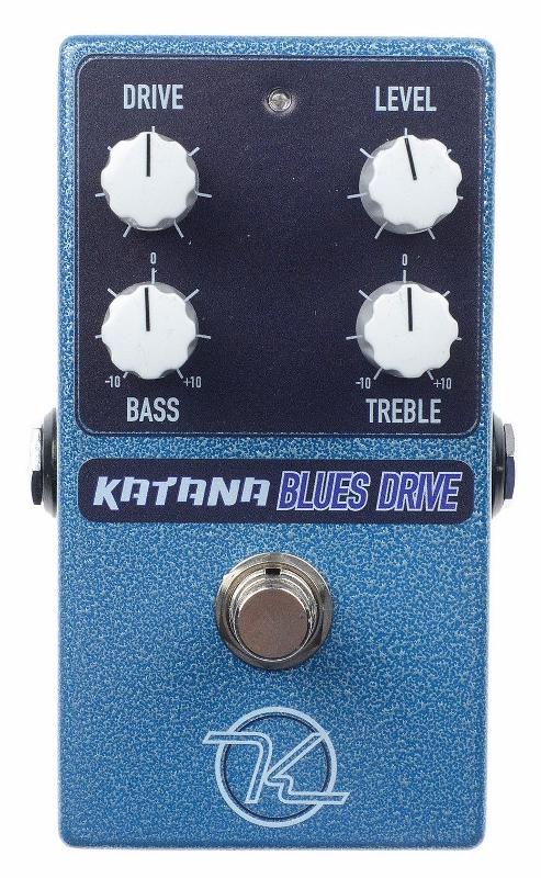【レビューを書いて次回送料無料クーポンGET】Keeley Katana Blues Drive V2 エフェクター [並行輸入品][直輸入品]【キーリー】【オーバードライブ】【新品】