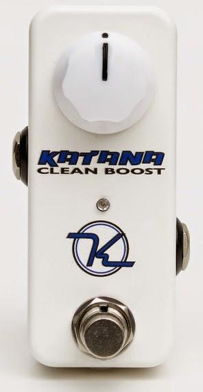【レビューを書いて次回送料無料クーポンGET】Keeley Mini Katana Clean Boost エフェクター [並行輸入品][直輸入品]【キーリー】【ブースター】【新品】