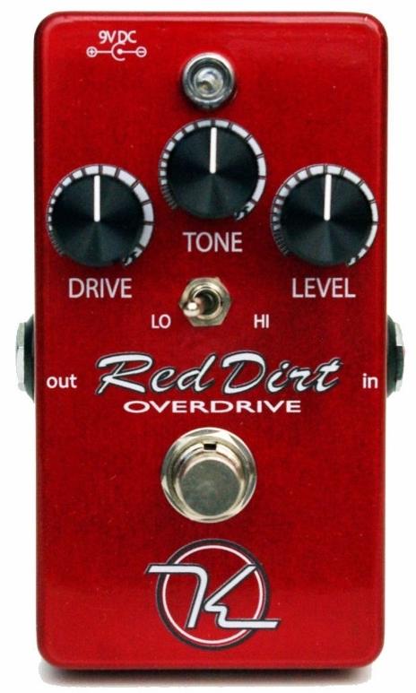 【レビューを書いて次回送料無料クーポンGET】Keeley Red Dirt Overdrive エフェクター [並行輸入品][直輸入品]【キーリー】【オーバードライブ】【新品】