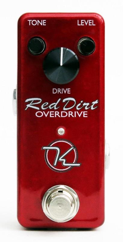 【レビューを書いて次回送料無料クーポンGET】Keeley Red Dirt Mini エフェクター [並行輸入品][直輸入品]【キーリー】【オーバードライブ】【新品】
