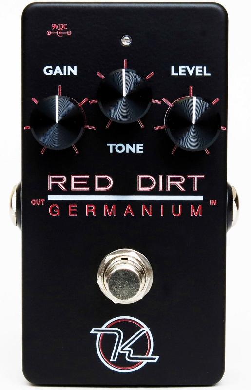 【レビューを書いて次回送料無料クーポンGET】Keeley Red Dirt Germanium エフェクター [並行輸入品][直輸入品]【キーリー】【オーバードライブ】【新品】