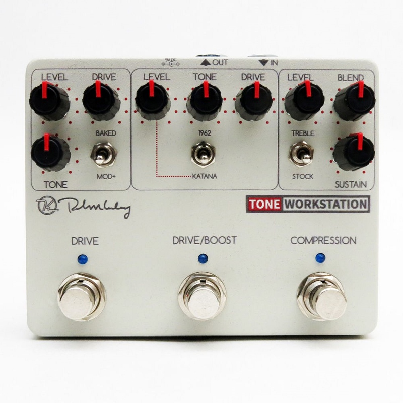 【レビューを書いて次回送料無料クーポンGET】Keeley Tone Workstation エフェクター [並行輸入品][直輸入品]【キーリー】【モジュレーション】【Workstaion】【新品】