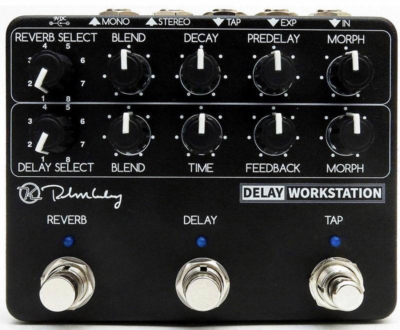 【レビューを書いて次回送料無料クーポンGET】Keeley Delay WorkStation エフェクター [並行輸入品][直輸入品]【キーリー】【ディレイ】【Workstaion】【新品】