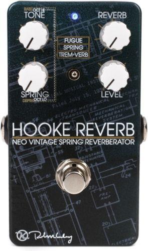 【レビューを書いて次回送料無料クーポンGET】Keeley Hooke Spring Reverb エフェクター [並行輸入品][直輸入品]【キーリー】【オーバードライブ】【新品】