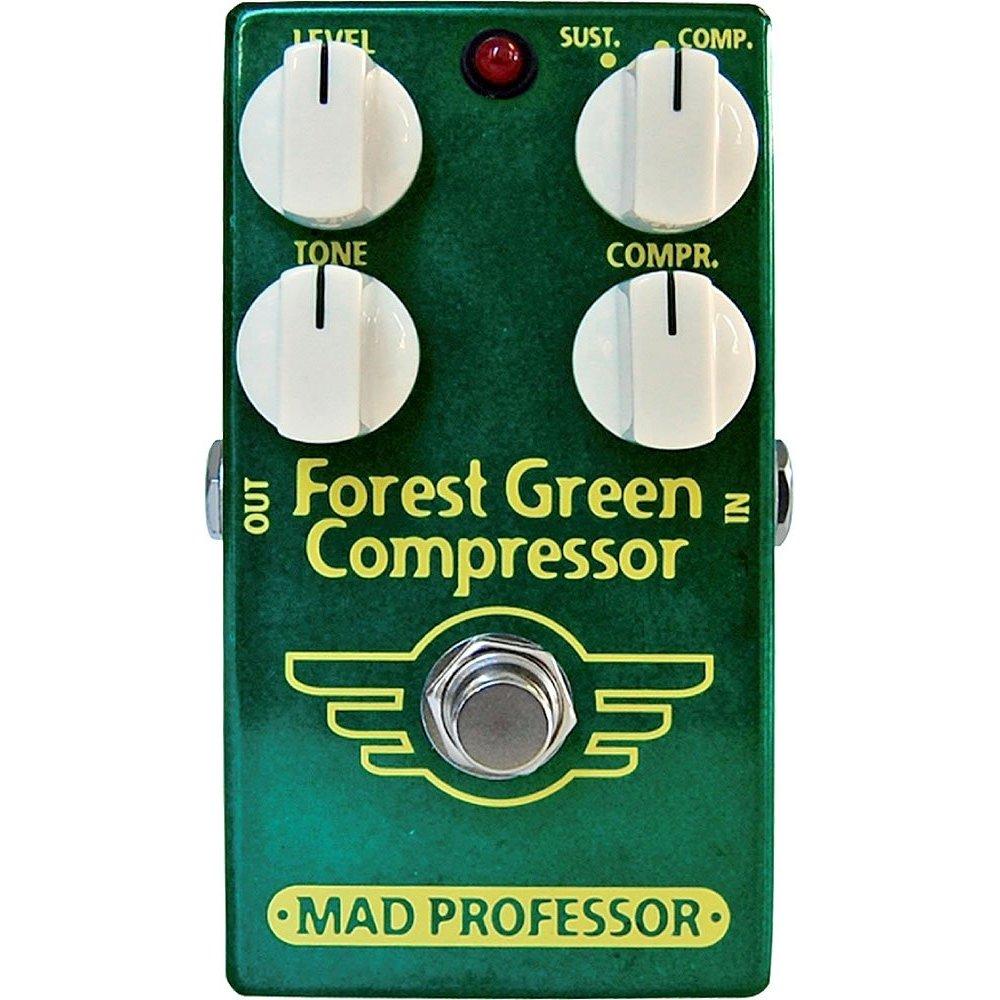 【レビューを書いて次回送料無料クーポンGET】Mad Professor New Forest Green Compressor エフェクター [並行輸入品][直輸入品]【マッドプロフェッサー】【コンプレッサー】【新品】