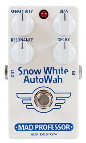 【レビューを書いて次回送料無料クーポンGET】Mad Professor New Snow White Auto Wah エフェクター [並行輸入品][直輸入品]【マッドプロフェッサー】【オートワウ】【新品】