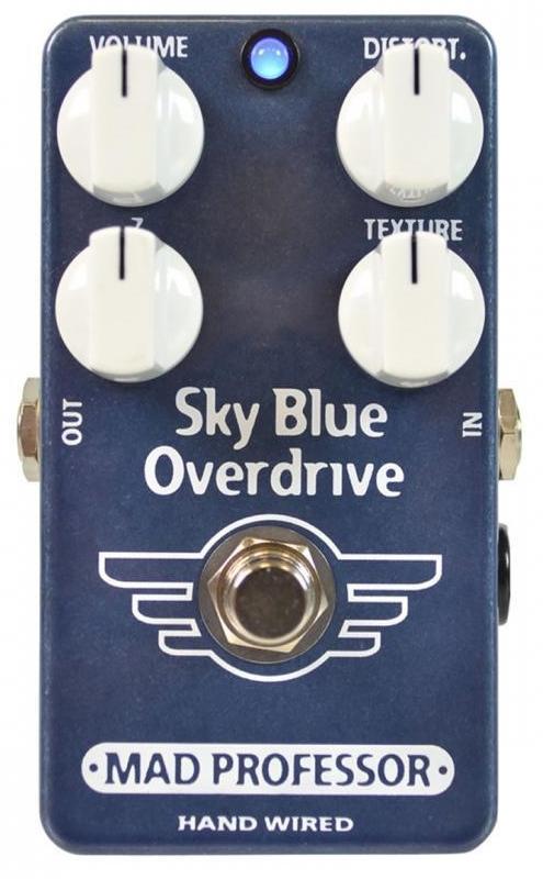 人気定番の 【レビューを書いて次回送料無料クーポンGET】Mad Professor Sky Blue Overdrive エフェクター [並行輸入品][直輸入品]【マッド・プロフェッサー】【オーバードライブ】【新品】, なかひがし商店 34c44de0