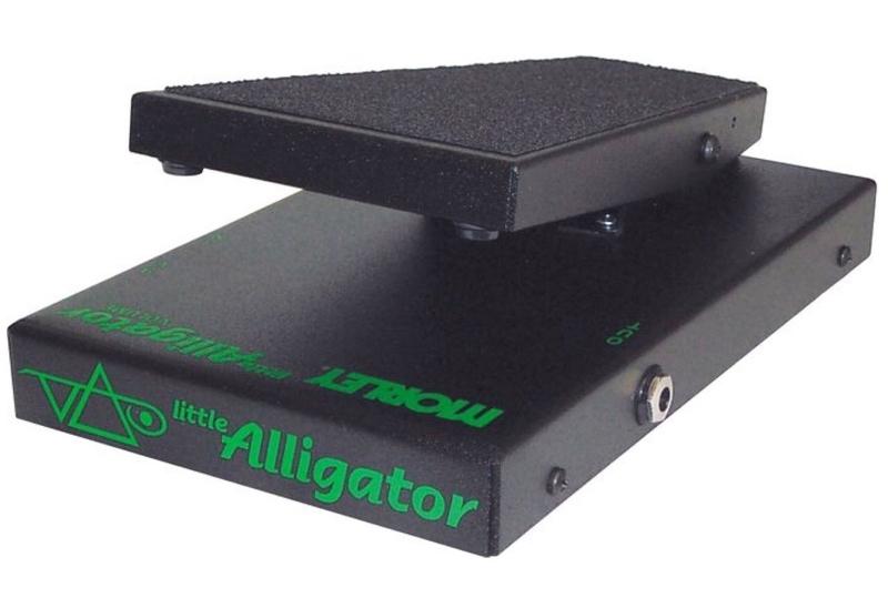 【レビューを書いて次回送料無料クーポンGET】Morley Steve Vais Little Alligator Vol Model エフェクター [並行輸入品][直輸入品]【モーリー】【ワウ】【新品】