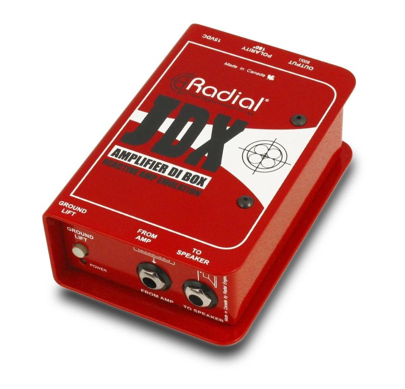 【レビューを書いて次回送料無料クーポンGET】Radial JDX [並行輸入品][直輸入品]【ラディアル】【Radial JDX】【新品】