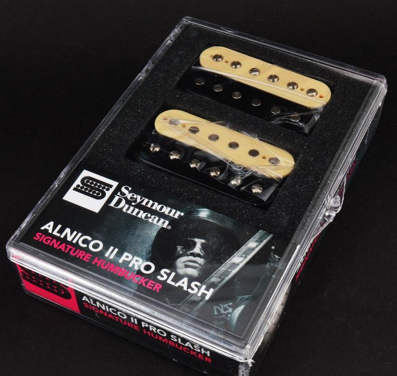 【レビューを書いて次回送料無料クーポンGET】Seymour Duncan Alnico II Pro SLASH APH-2n&b Set Zebra [並行輸入品][直輸入品] 【セイモアダンカン】【APH-2】【新品】【ギター用ピックアップ】