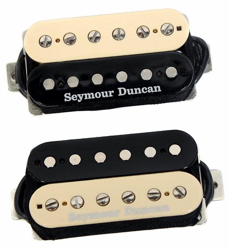 古典 【レビューを書いて次回送料無料クーポンGET Pickup】Seymour Duncan Pearly Gates Pearly Humbucker Pickup Set - - Zebra [並行輸入品][直輸入品]【セイモアダンカン】【新品】【ギター用ピックアップ】, 生活BOX:073ad1b3 --- canoncity.azurewebsites.net