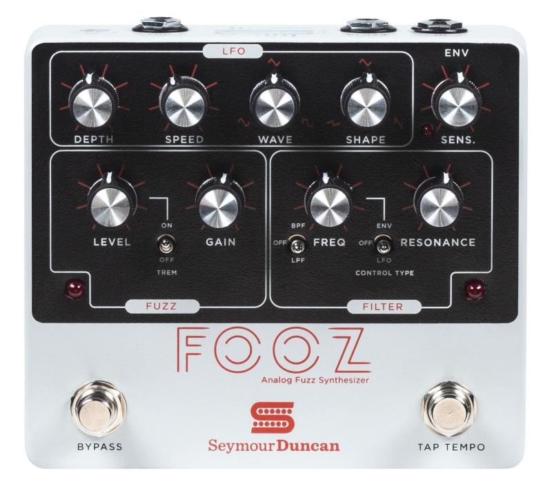 【レビューを書いて次回送料無料クーポンGET】Seymour Duncan Fooz [並行輸入品][直輸入品]【セイモアダンカン】【新品】