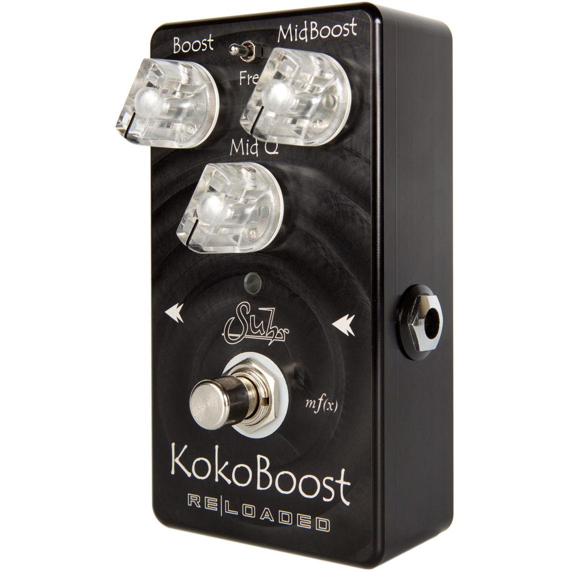 【レビューを書いて次回送料無料クーポンGET】Suhr Koko Boost Reloaded エフェクター ココブースト [直輸入品][並行輸入品]【ブースター】【新品】
