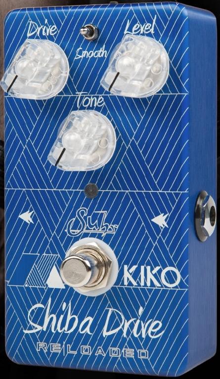 【レビューを書いて次回送料無料クーポンGET】Suhr KIKO Loureiro Shiba Drive Reloaded Limited Edition エフェクター [直輸入品][並行輸入品]【シバ】【オーバードライブ】【新品】