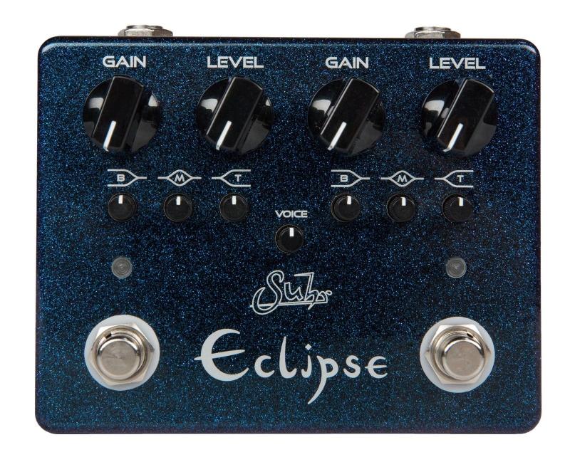 【レビューを書いて次回送料無料クーポンGET】Suhr Eclipse Limited Edition Galactic Dual Channel エフェクター [直輸入品][並行輸入品]【オーバードライブ】【ディストーション】【新品】, ZUCC屋 4af04a8d