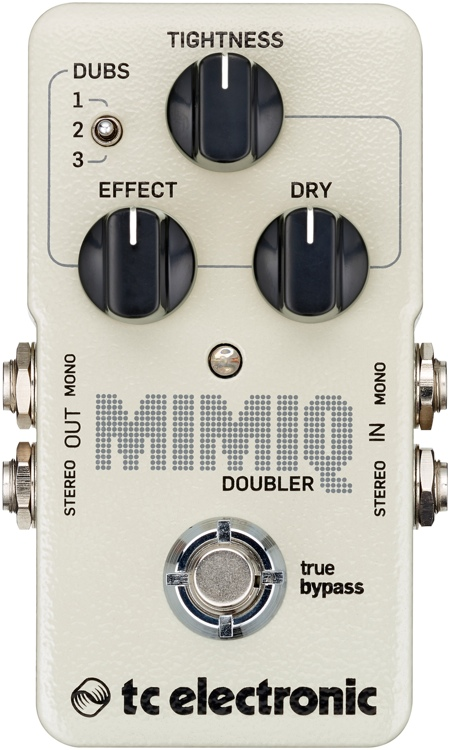 【レビューを書いて次回送料無料クーポンGET】TC Electronic Mimiq Doubler エフェクター [直輸入品][並行輸入品]【t.c.electronic】【新品】