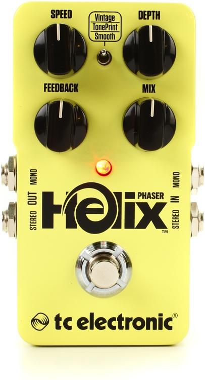 【レビューを書いて次回送料無料クーポンGET】TC Electronic Helix Phaser エフェクター [直輸入品][並行輸入品]【t.c.electronic】【新品】