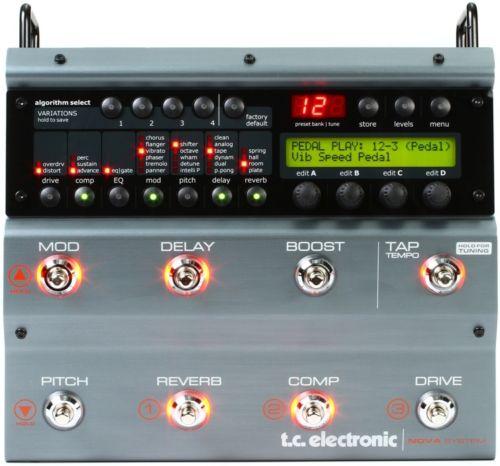 【レビューを書いて次回送料無料クーポンGET】TC Electronic Nova System エフェクター [直輸入品][並行輸入品]【t.c.electronic】【新品】
