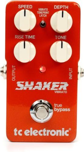 【レビューを書いて次回送料無料クーポンGET】TC Electronic Shaker VIBRATO エフェクター [直輸入品][並行輸入品]【t.c.electronic】【新品】