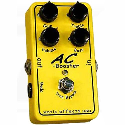 【レビューを書いて次回送料無料クーポンGET】Xotic AC Booster エフェクター [直輸入品][並行輸入品]【エキゾチック】【ブースター】【新品】