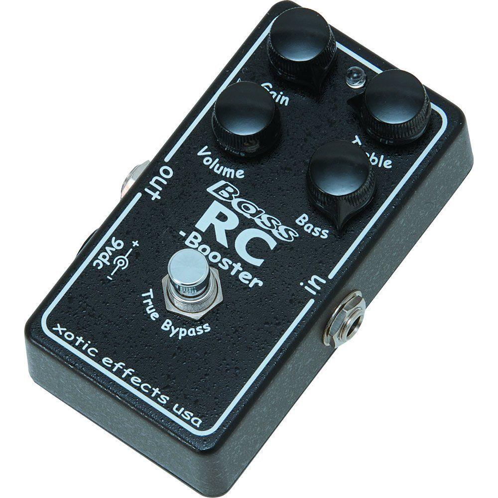 【レビューを書いて次回送料無料クーポンGET】Xotic Bass RC Booster エフェクター [直輸入品][並行輸入品]【エキゾチック】【ベース用ブースター】【新品】